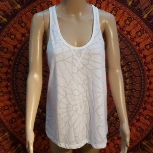 🌶 Old Navy Active knotted racerback tank large